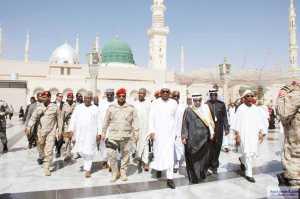 Photos: Pres. Buhari visits Archbishop of Canterbury, Justin Welby